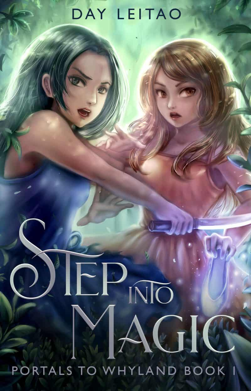 Cover for Step into Magic: Portals to Whyland Book I