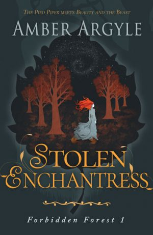 Cover for Stolen Enchantress