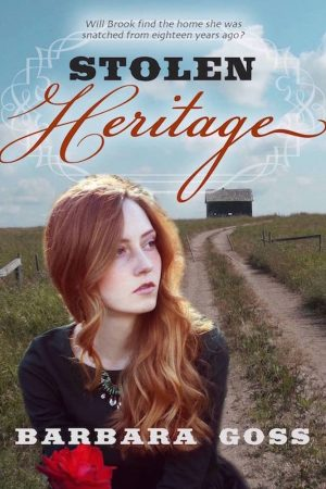 Cover for Stolen Heritage
