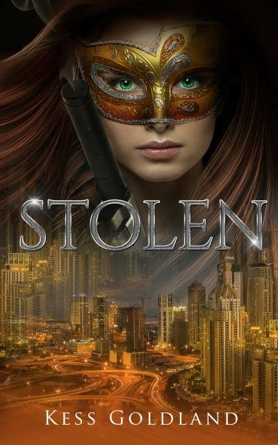 Cover for Stolen