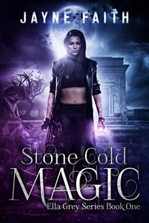 Cover for Stone Cold Magic