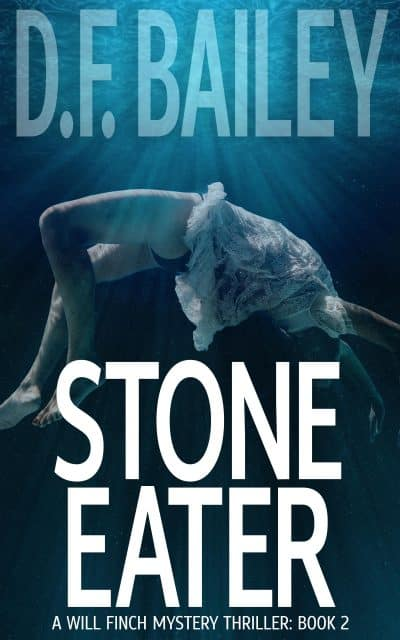 Cover for Stone Eater
