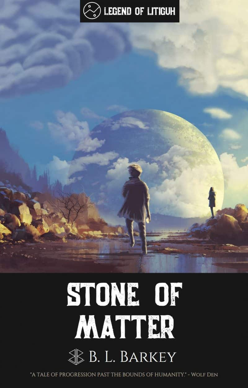 Cover for Stone of Matter