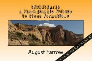 Cover for StoneScapes: A Photographic Tribute to Stone Formations