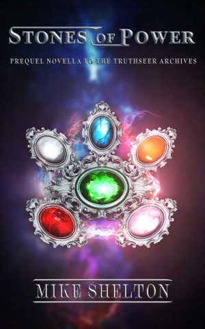 Cover for Stones of Power