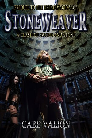 Cover for Stoneweaver - A Clash of Sword and Stone