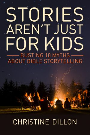 Cover for Stories aren't just for kids