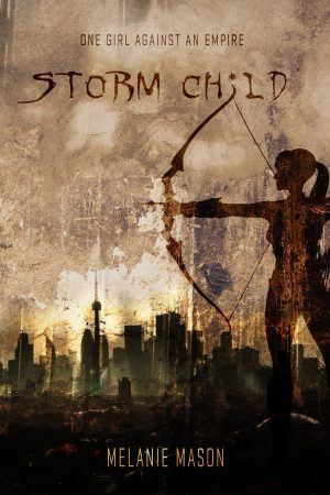 Cover for Storm Child