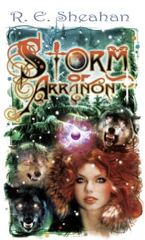 Cover for Storm of Arranon