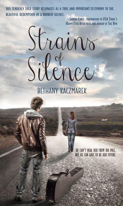 Cover for Strains of Silence