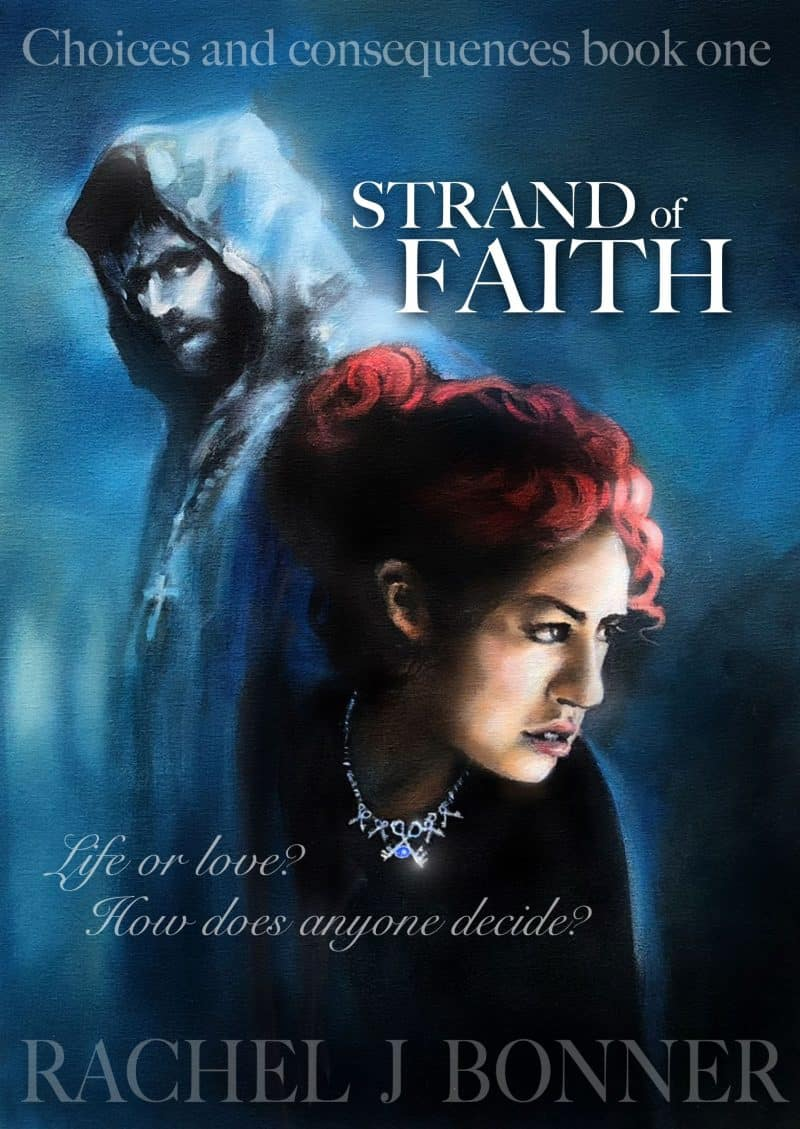 Cover for Strand of Faith