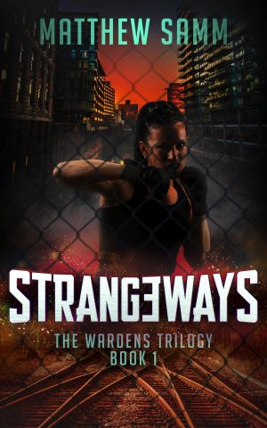 Cover for Strangeways