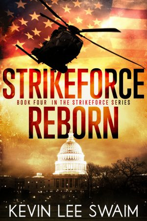 Cover for StrikeForce Reborn