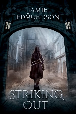 Cover for Striking Out