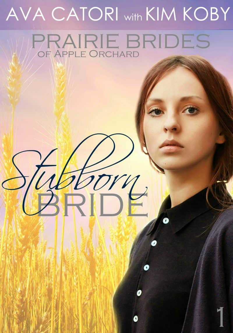 Cover for Stubborn Bride