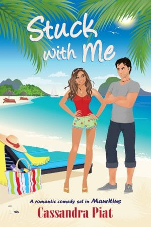 Cover for Stuck with Me