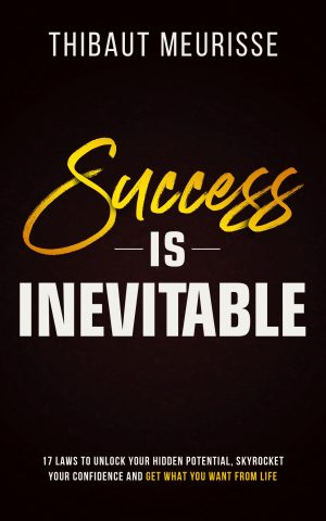 Cover for Success Is Inevitable