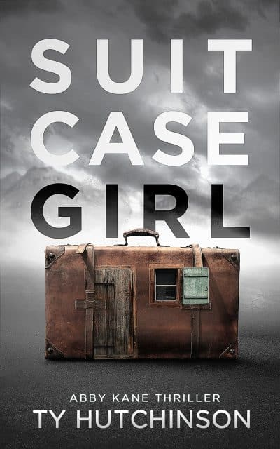 Cover for Suitcase Girl