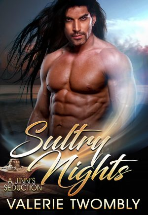 Cover for Sultry Nights, A Jinn's Seduction