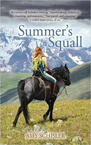 Cover for Summer's Squall: An account of love, community, faith, and suspense!