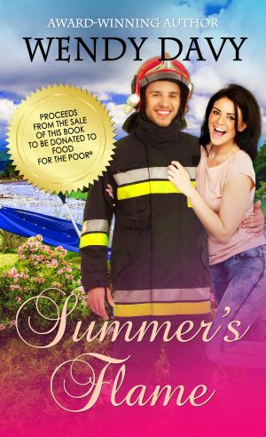 Cover for Summer's Flame