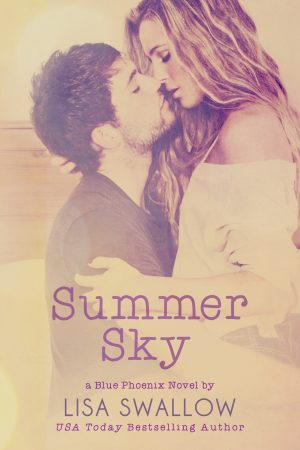 Cover for Summer Sky