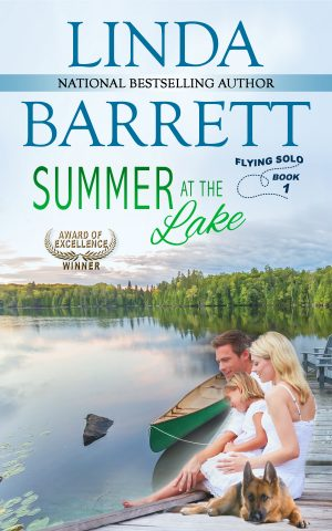 Cover for Summer at the Lake
