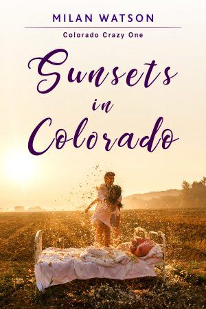 Cover for Sunsets in Colorado