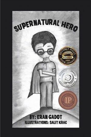 Cover for Supernatural Hero