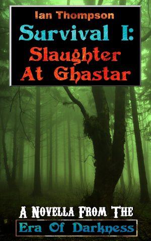 Cover for Slaughter At Ghastar