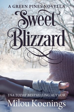 Cover for Sweet Blizzard