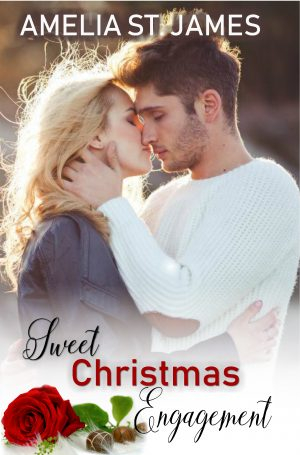 Cover for Sweet Christmas Engagement