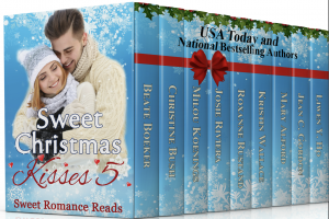 Cover for Sweet Christmas Kisses 5