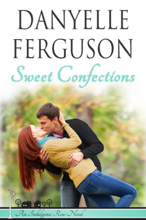 Cover for Sweet Confections