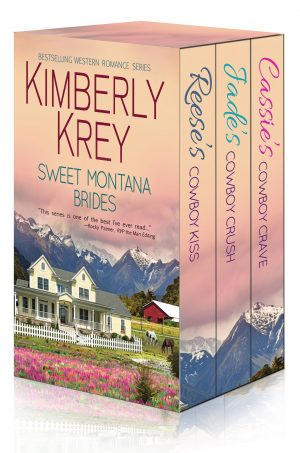 Cover for Sweet Montana Brides Boxed Set