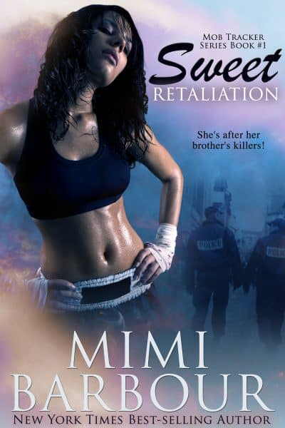 Cover for Sweet Retaliation