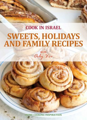 Cover for Sweets, Holidays and Family Recipes