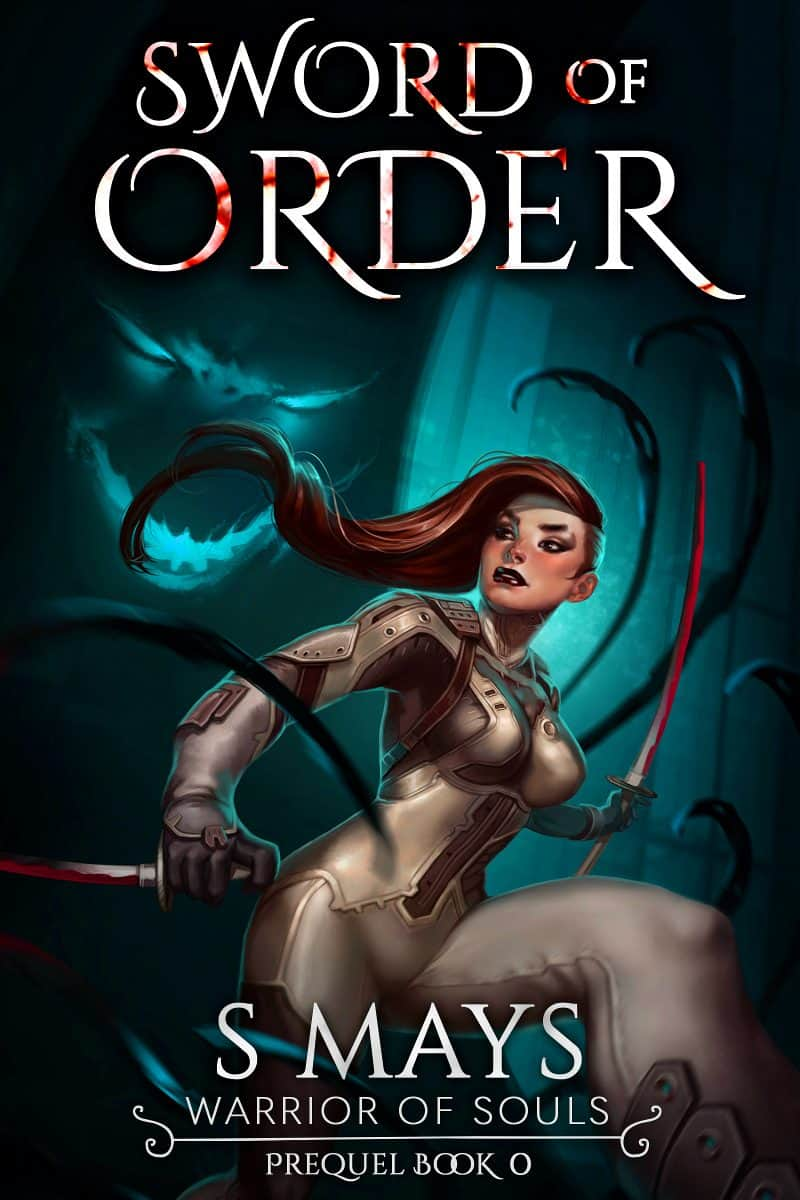 Cover for Sword of Order
