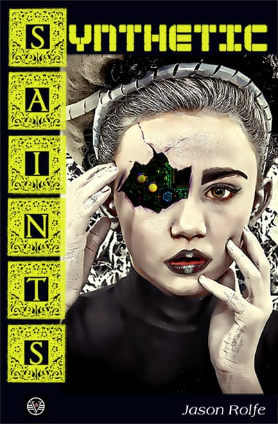 Cover for Synthetic Saints