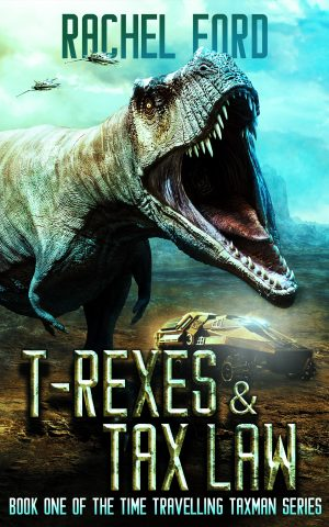 Cover for T-Rexes & Tax Law