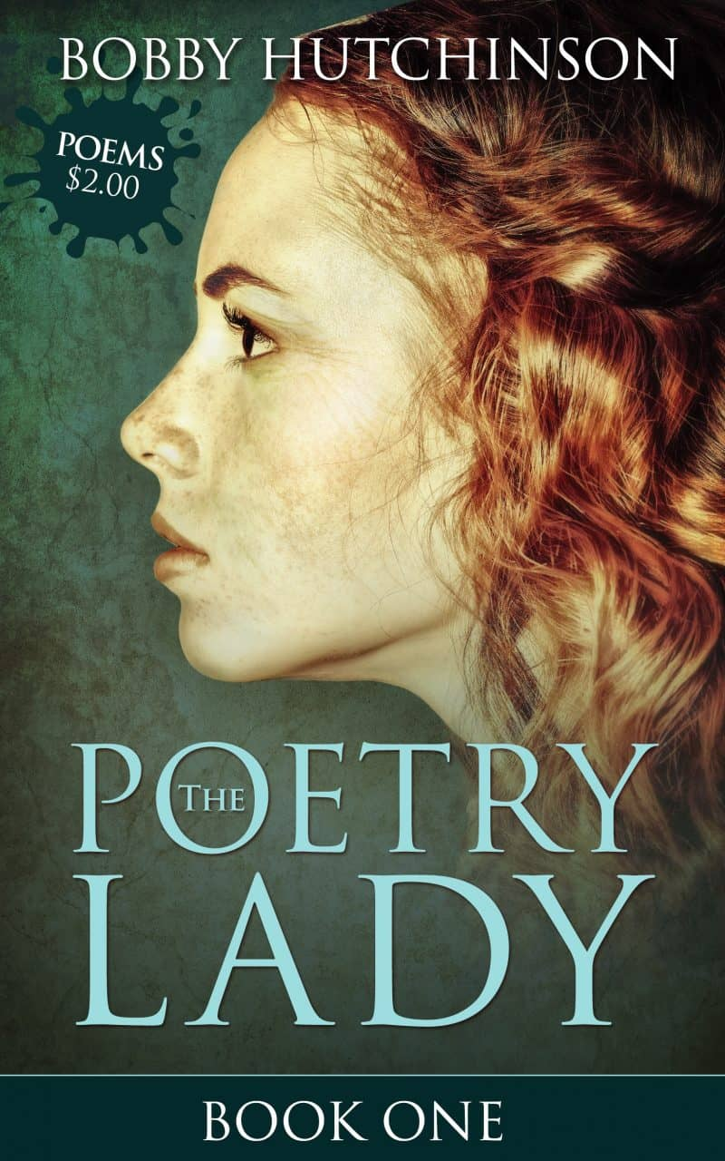 Cover for THE POETRY LADY, BOOK ONE: Skid Row Romance