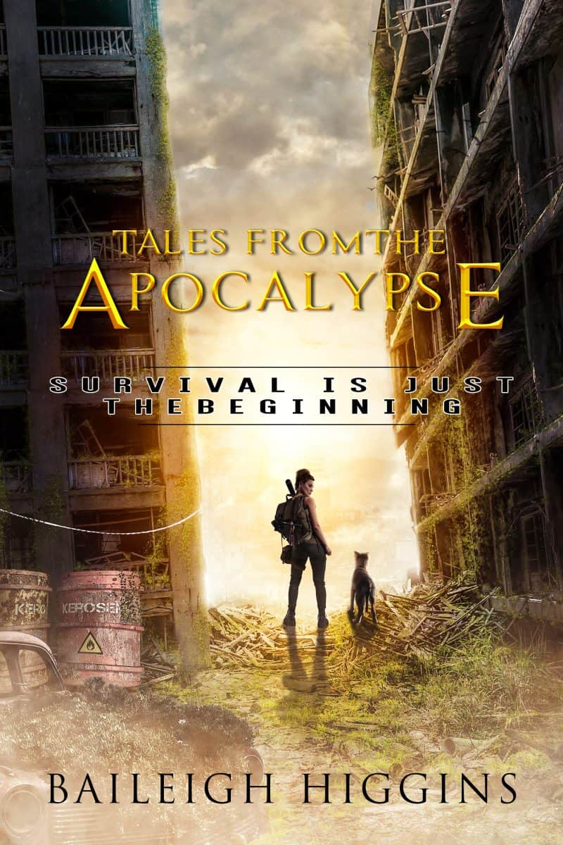 Cover for Tales from the Apocalypse: An Apocalyptic Short Story Collection