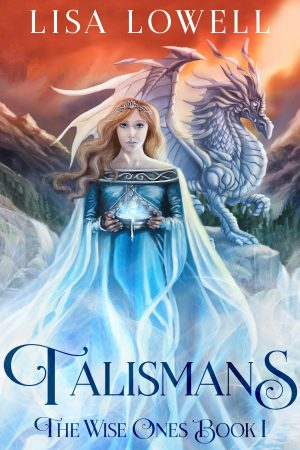 Cover for Talismans
