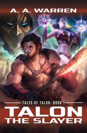 Cover for Talon the Slayer