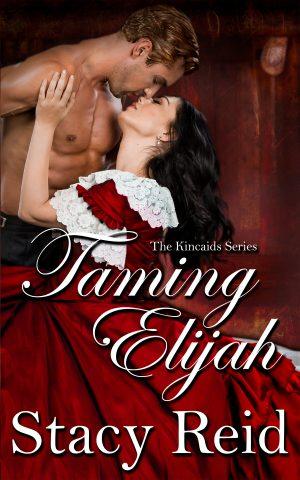 Cover for Taming Elijah