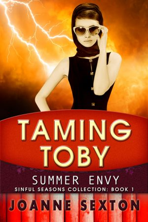 Cover for Taming Toby: Summer Envy