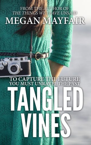 Cover for Tangled Vines