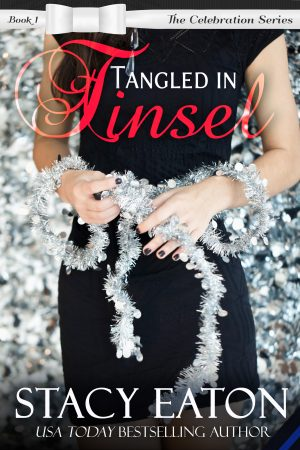 Cover for Tangled in Tinsel