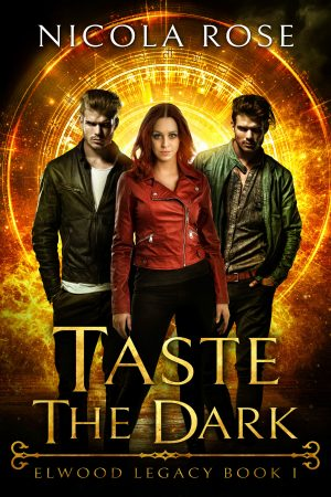 Cover for Taste the Dark