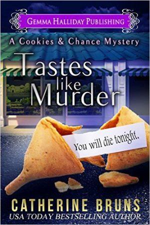 Cover for Tastes Like Murder